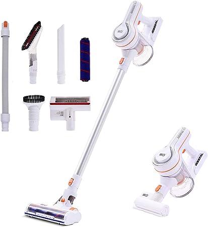 BACOENG B250 Plus Aspirador Escoba sin Cable 18000Pa 250W: Amazon.es: Hogar