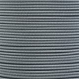 """Paracord Planet 1/8"""" Shock Cord in Various Colors – Choose from 10, 25, 50, and 100 Feet, Made in USA"""