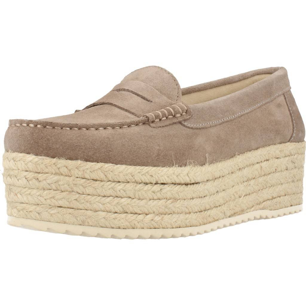 Mocasines para Mujer, Color Hueso, Marca BOSSI, Modelo Mocasines para Mujer BOSSI 6671B Hueso: Amazon.es: Zapatos y complementos