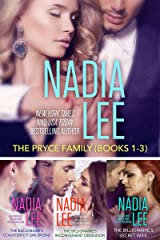 The Pryce Family (Books 1-3) Kindle Edition