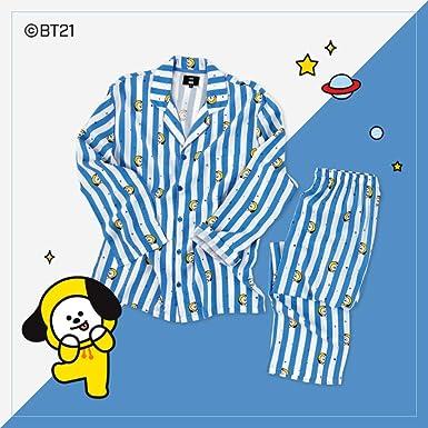 BT21 X Hunt Innerwear Collarboration Pajamas (S, CHIMMY)