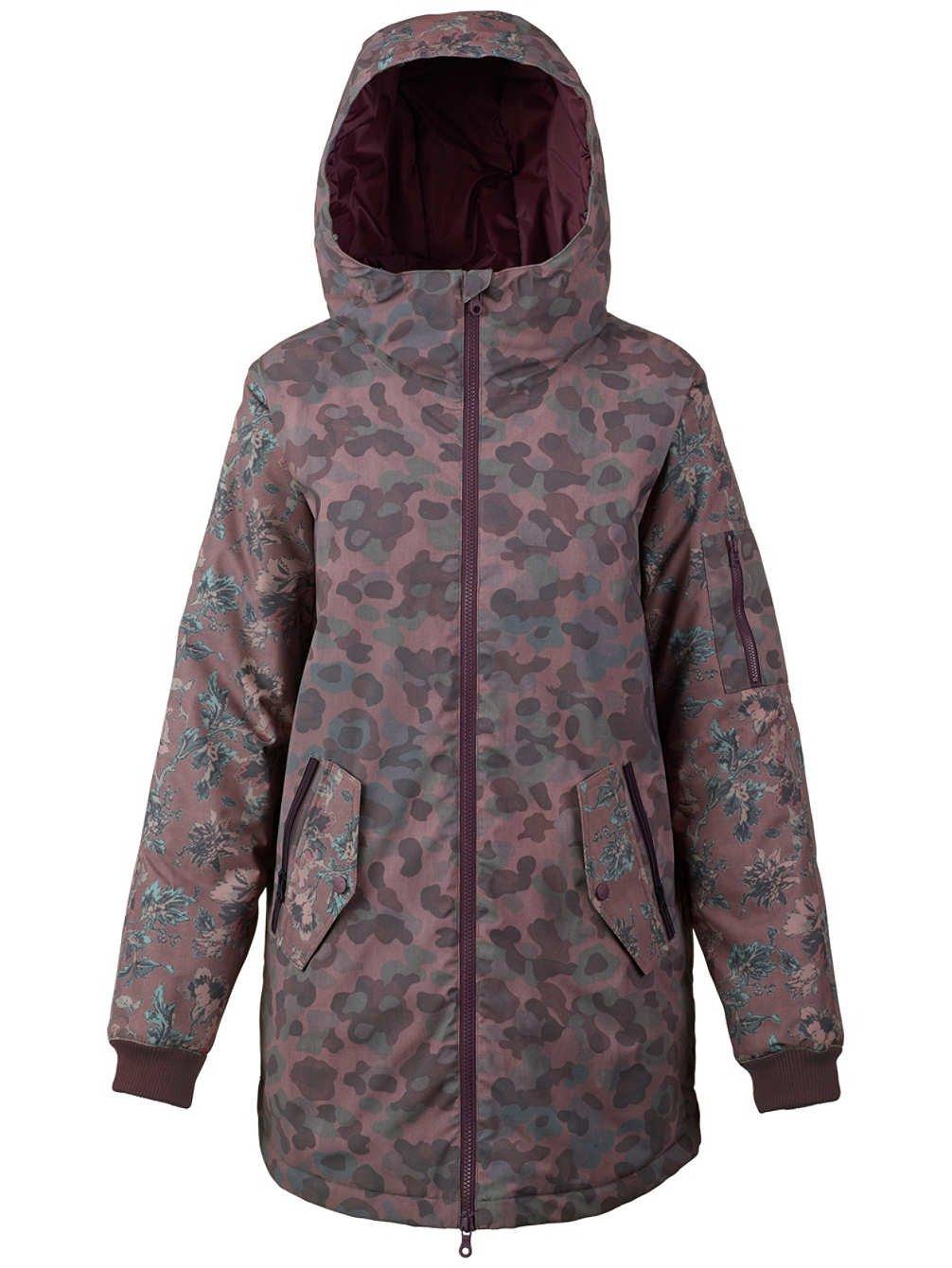 Burton Giacca Snowboard Donna Mossy Maze Jacket MSSCMO FLRLCM FLRLCM FLRLCM SB07FLG8BR3M Msscmo flrlcm | La qualità prima  | durabilità  | modello di moda  | Elegante e solenne  | una vasta gamma di prodotti  | Nuovo 2019  64640a