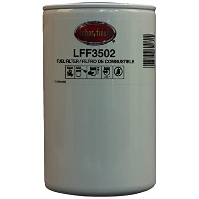 Luber-finer LFF3502-12PK Heavy Duty Fuel Filter, 12 Pack: Automotive