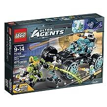 LEGO Ultra Agents Agent Stealth Patrol - 70169
