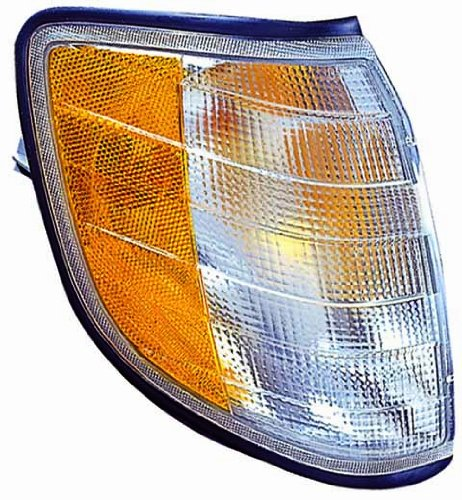 Depo 340-1505R-AS-CY Mercedes-Benz S-Class Passenger Side Replacement Parking/Signal Light Assembly ()