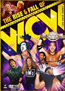 Amazon.com: WWE WCW ライズ&フォール [DVD]: Movies & TV