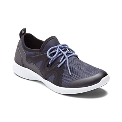 Vionic Women's Sky Storm Active Sneaker - Lace-up Everyday Sneakers with Concealed Orthotic Arch Support | Fashion Sneakers