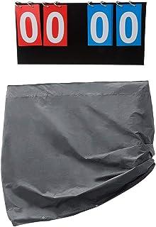 B Blesiya Cover da Tavolo Ping Pong Tabellone Segnapunti Resistente Raggi UV Caldo