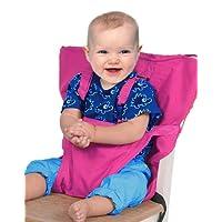 GudeHome Tissu de voyage portable Chaise haute / siège d'appoint pour bébés infant baby