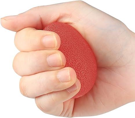 Andux Zone Pelota de gel para bola de huevo ejercicios con la mano ...