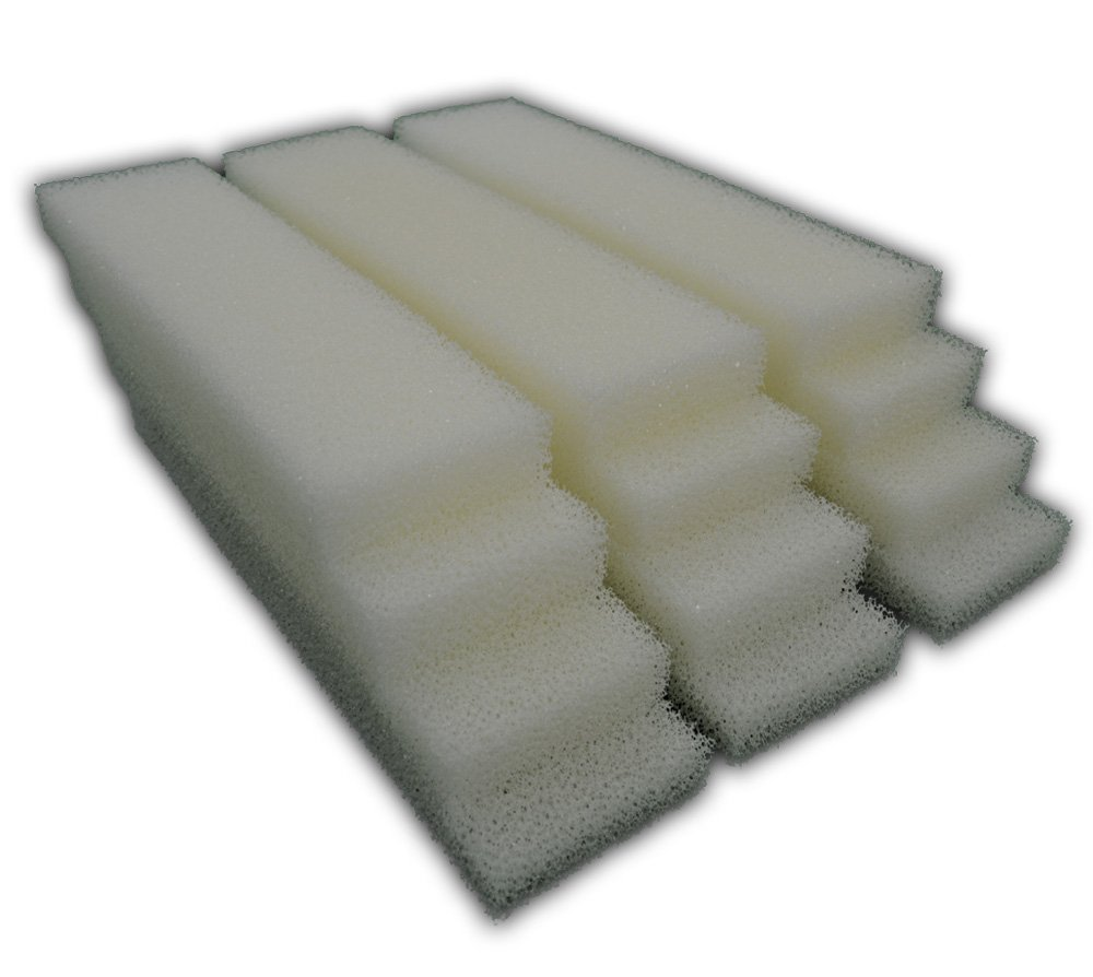 12 Foam Filter Pad Inserts for Hagen Fluval 404 / 405 / 406 (A-226) Zanyzap