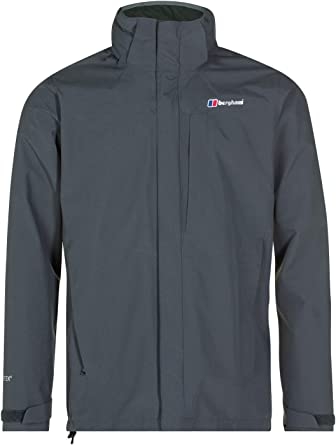 conformidad Extraordinario Encantada de conocerte  Amazon.com: Berghaus Mens Gore-tex Waterproof Jacket: Clothing
