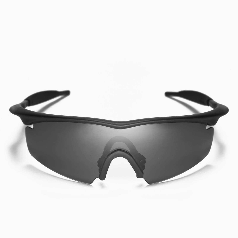 8f2f4c8ad0 ... New Walleva Polarized Black+ Titanium Lenses For Oakley M Frame Strike  ...