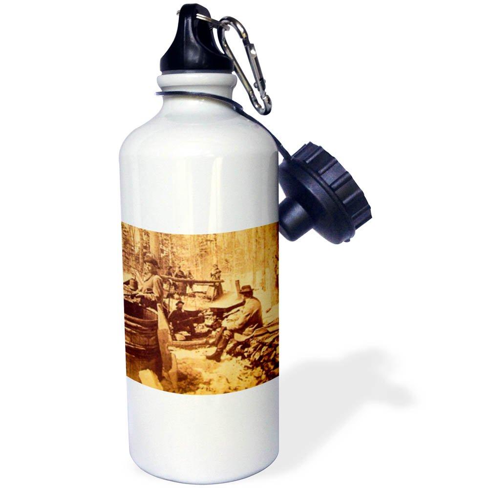 ローズWB 270011 _ 1従来MexicanストリートミュージシャンマリアッチStereoview水ボトル B077TM3D2F