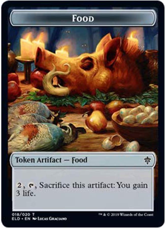 Food Token (18) 018/269 Token Throne of eldraine