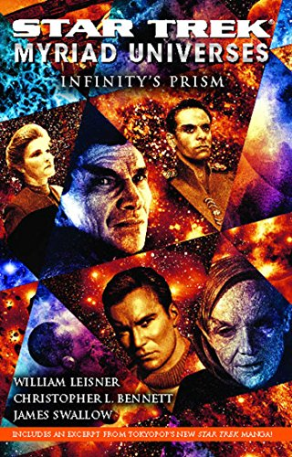 Star Trek Myriad Universes Infinitys ebook product image