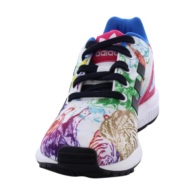 Adidas - Girl's Zx Flux Graphics Sneakers