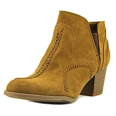 Womens Satori Closed Toe Ankle Fashion Boots