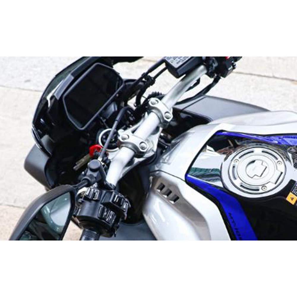 Fastpro Motorrad Cluster Tachometer Kratzschutz Displayschutzfolie f/ür Kilometerz/ähler Instrument Tachometer Cluster f/ür Yamaha MT10SP FZ10SP