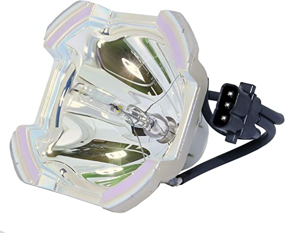 Original Ushio Projector Lamp Replacement for Mitsubishi FL6500 Bulb Only