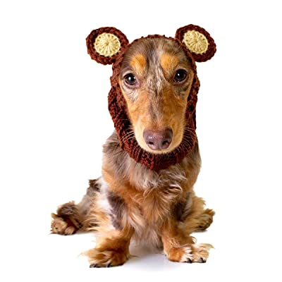 Zoo Snoods Grizzly Bear Dog Costume