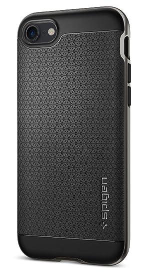 pretty nice 5e7c2 b5319 Spigen Neo Hybrid Designed for Apple iPhone 7 Case (2016) - Gunmetal