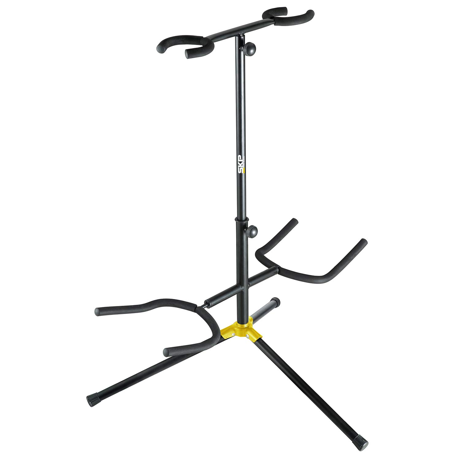 SKP PRO AUDIO GS-3 Double Guitar Stand Steel 14