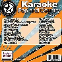 Karaoke: October 2011 Pop & Country