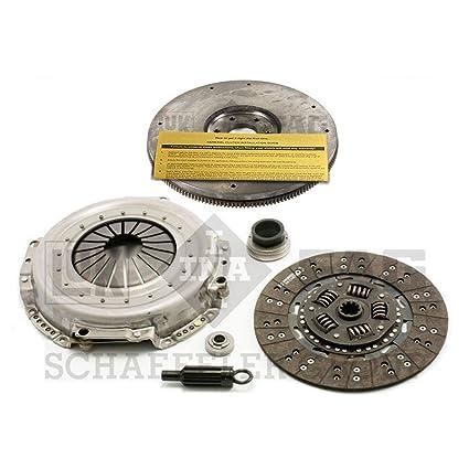 Amazon.com: LUK CLUTCH KIT & HD FLYWHEEL 87-97 FORD F250 F350 F SUPER-DUTY F53 7.5L 8CYL: Automotive