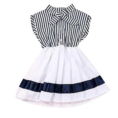 58d6db4af93d5 Pour 2-7 Ans Enfant Bébé Filles Robe