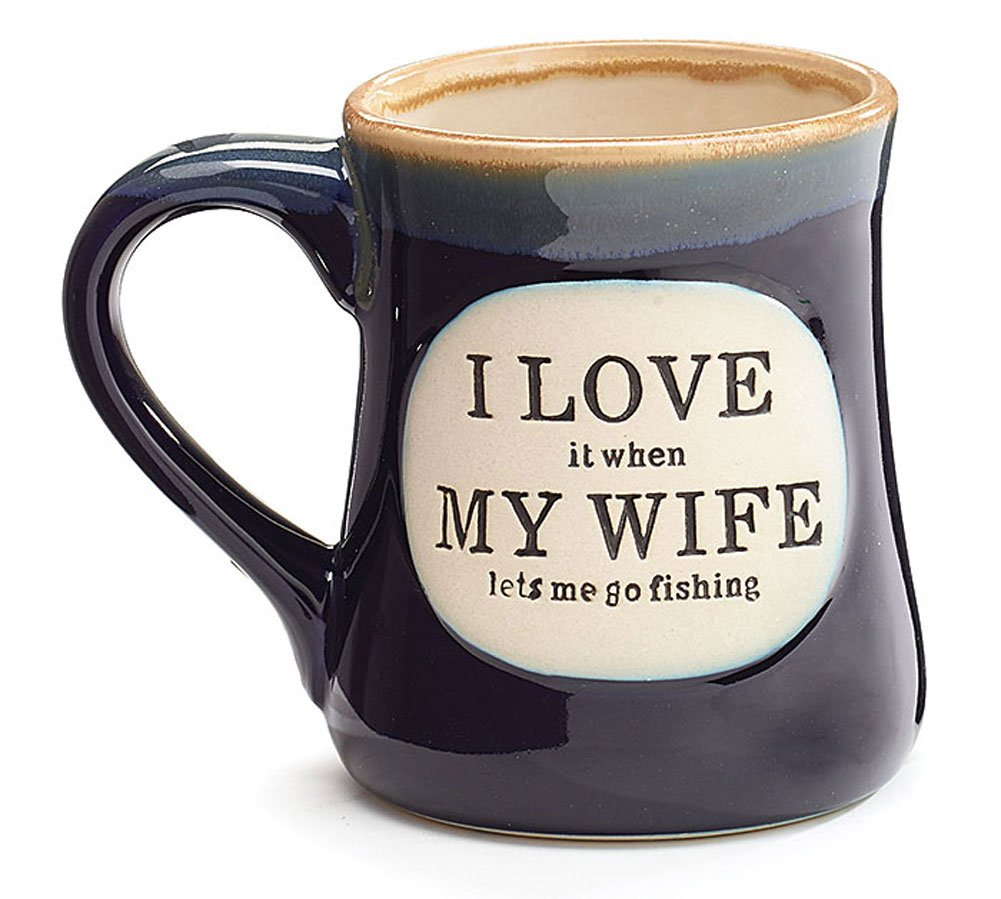 i love when my wife coffee mug