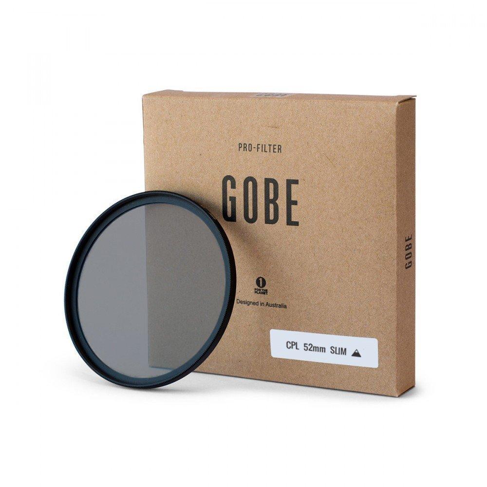 Gobe CPL 52mm Japan Optics Slim Polarized Filter by Gobe