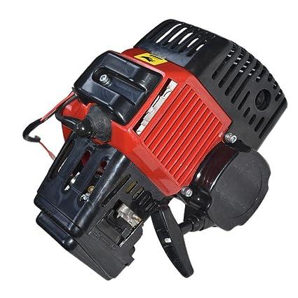 wphmoto 2 tiempos 49 cc motor motor para Mini bolsillo para ...