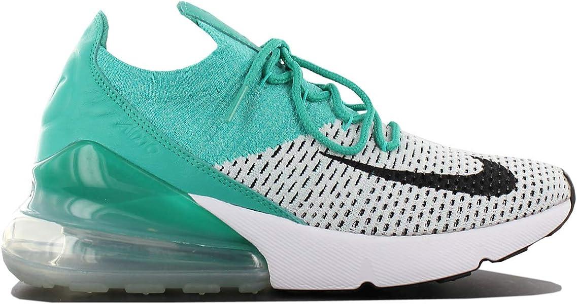 Nike Air Max 270 Flyknit Women Sneaker Trainer (41 EU