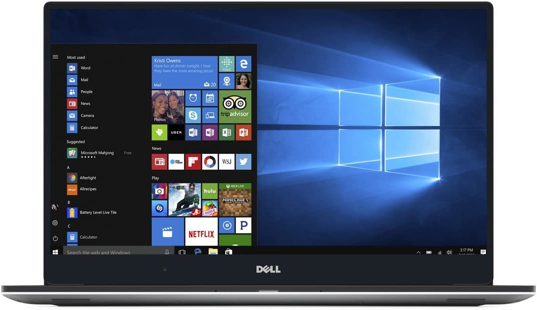 DELL Precision M5510 4K UHD Touchscreen I5-6440HQ 8GB 1TB HDD Win 10 PRO (Certified Refurbished)
