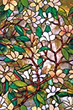 Magnolia Window Film 24-by-36-Inch