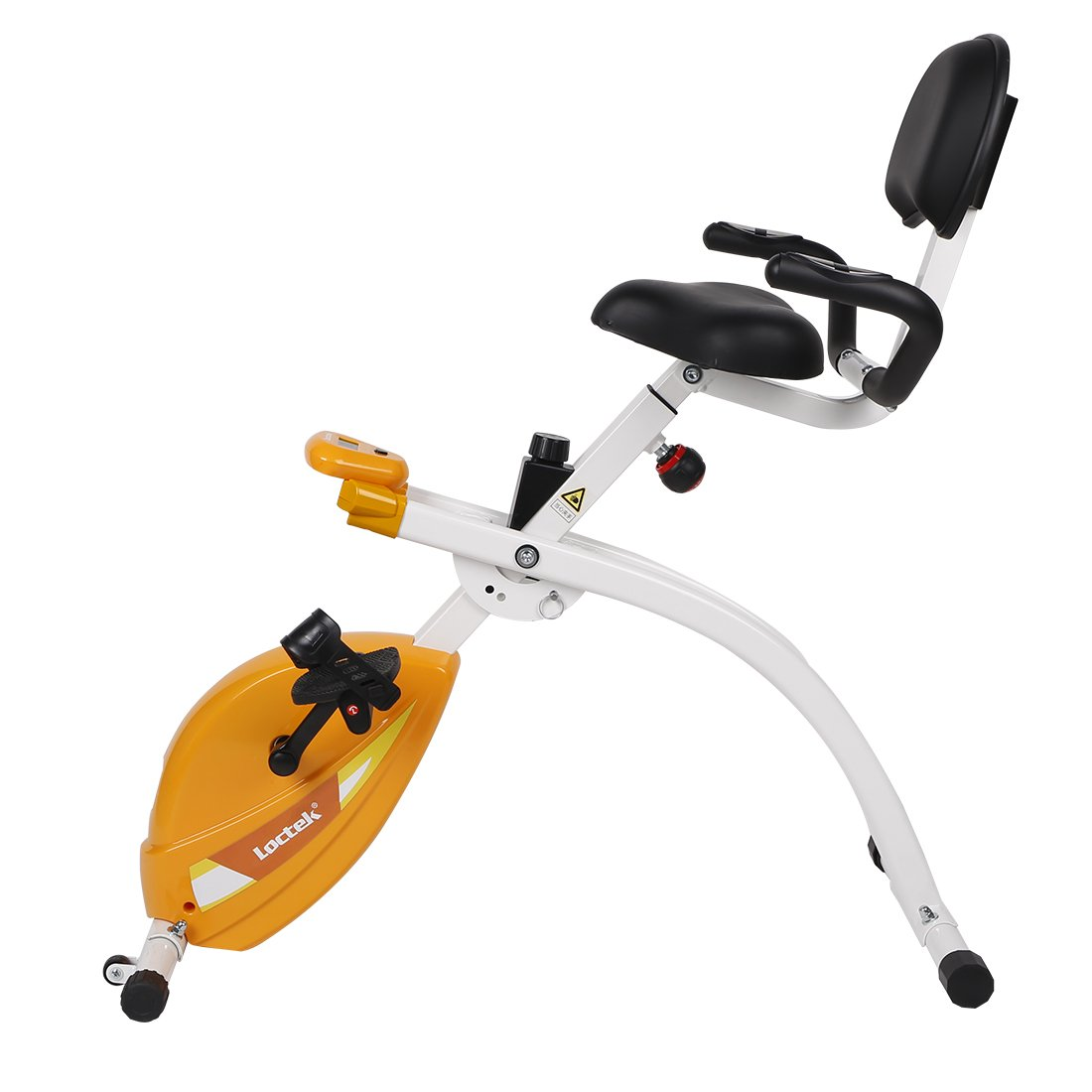 Terrific Loctek U1 Under Desk Bike Upright Stationary Foldable Download Free Architecture Designs Intelgarnamadebymaigaardcom