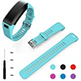 Garmin Vivosmart HR Bracelet, BeneStellar remplacement bracelets pour accessories de Garmin Vivosmart HR
