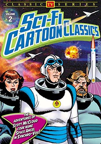 Sci-Fi Cartoon Classics 2: Adventures of Scott (DVD)