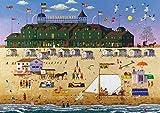 Buffalo Games - Charles Wysocki - The Nantucket - 300 Large Piece Jigsaw Puzzle
