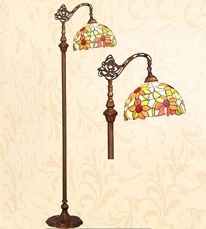 GJX lámparas de Tierra Estilo Tiffany, topop Artes ...