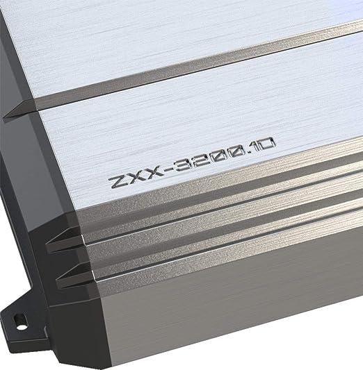 Hifonics Zeus 3200 W Max clase D Monoblock amplificador de coche + Boss 20 V coche condensador: Amazon.es: Electrónica