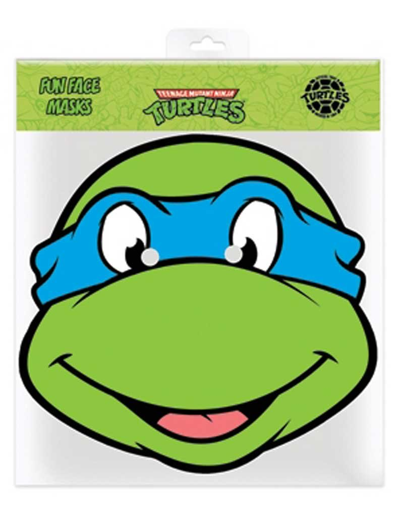 empireposter TMNT Tortugas Ninja Leonardo - Máscara de ...