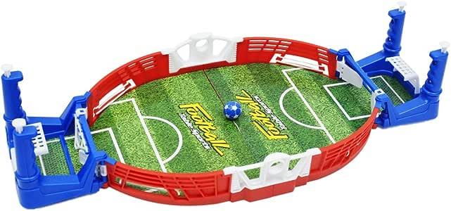 Juego de Mesa Gimnasia de Fútbol en Miniatura Juguete de Inteligencia Divertido para Niños Adultos: Amazon.es: Juguetes y juegos