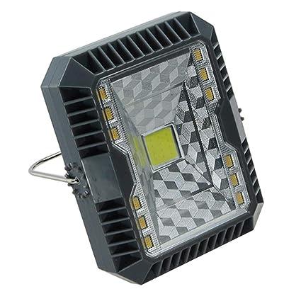 Luz de Trabajo, LED Linterna para Acampar Proyector Proyector Luz ...