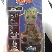 "MARVEL Avengers Infinity War Groot 6/"" corpo Knocker NECA energia solare"