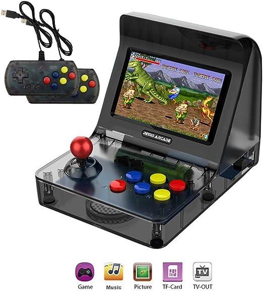 WFGZQ Consola De Juegos Portátil, Mini Consola Nostálgica 3000 ...