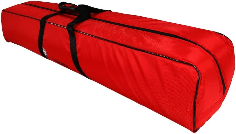Geoptik 30A039S Padded Bag for Telescope, Red