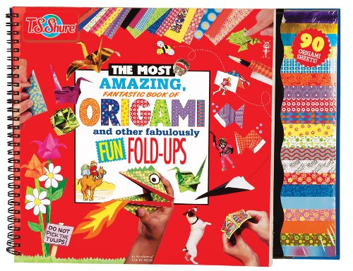 T.S. Shure Origami & Other Fun Fold Ups Book