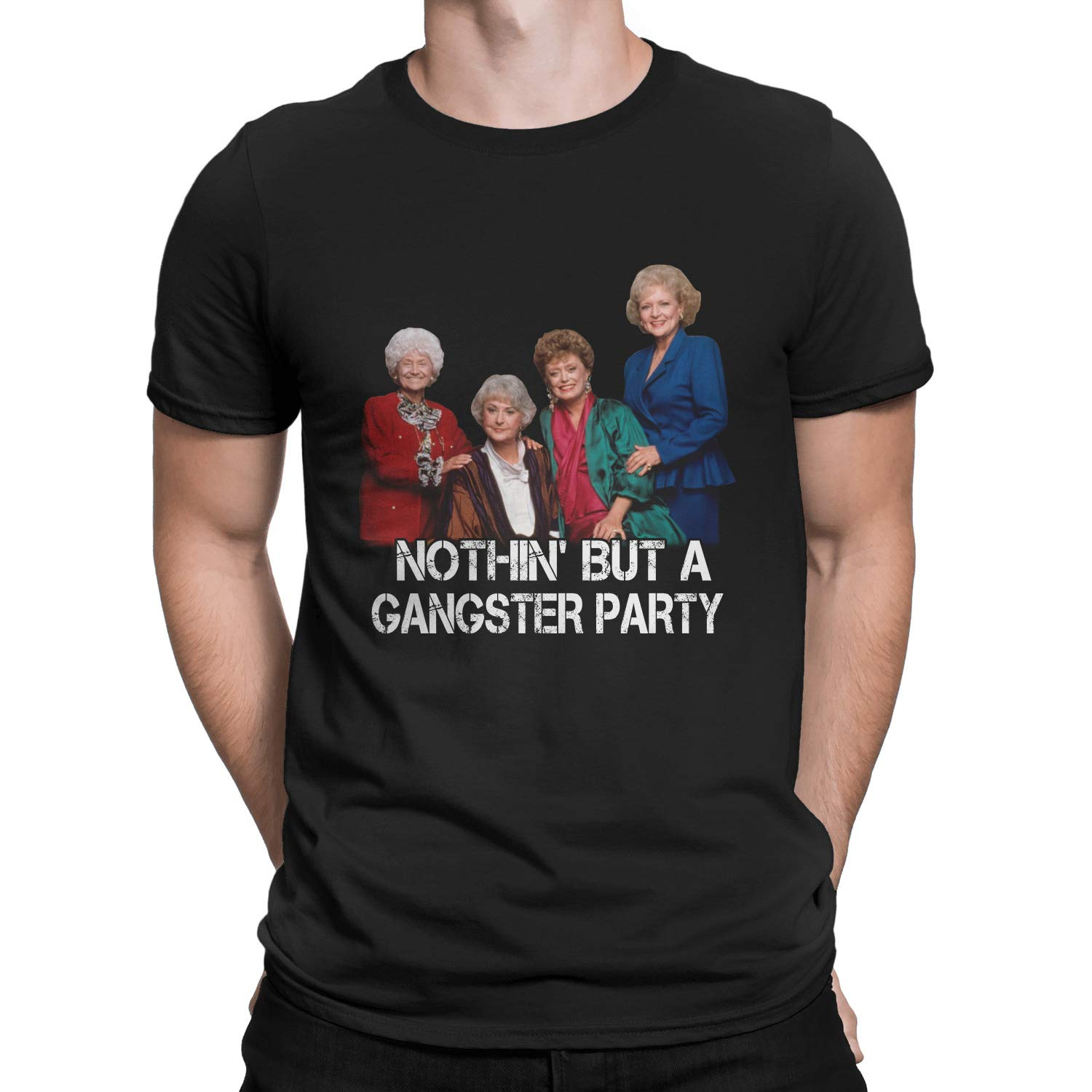 Zoko Apparel Nothing But A Gangster Party T-Shirt